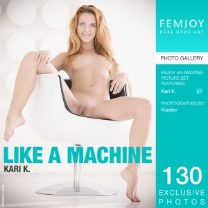 Kari K – Like A Machine