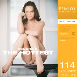 Ksusha R – The Hottest