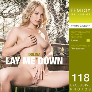 Idolina – Lay Me Down