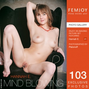 Hannah E – Mind Blowing