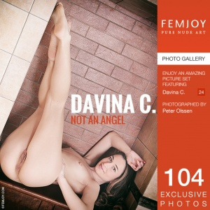 Davina C – Not An Angel