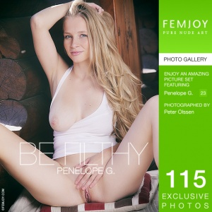 Penelope G - Be Filthy