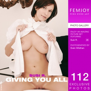 Susi R - Giving You All