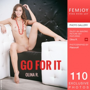 Olina R – Go For It