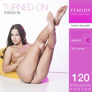 Stacey M – Turned On