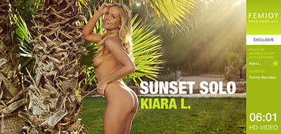 Video: Kiara L – Sunset Solo