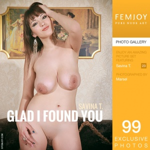 Savina T – Glad I Found You