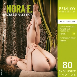 Nora E - The Sound Of Your Breath
