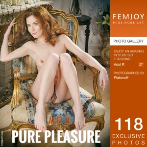 Adel P – Pure Pleasure