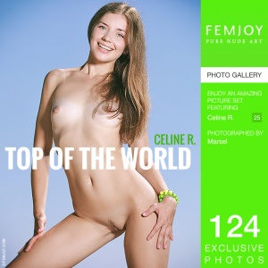 Celine R - Top Of The World