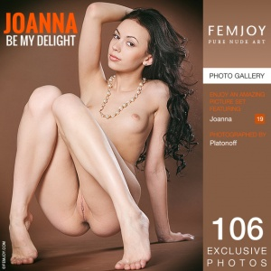 Joanna - Be My Delight