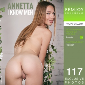 Annetta – I Know Men