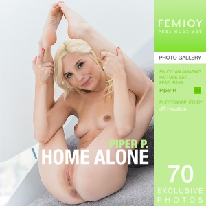 Piper P - Home Alone