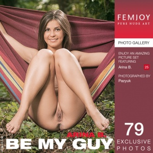 Arina B – Be My Guy
