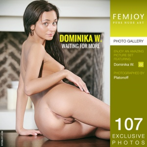 Dominika W - Waiting For More
