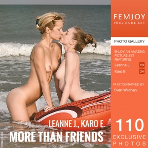 Karo E, Leanne J - More Than Friends