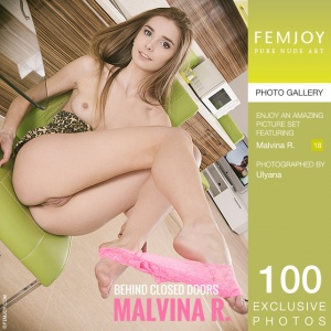 Malvina R - Behind Closed Doors