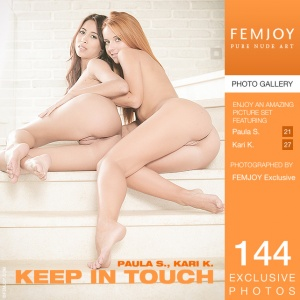 Kari K, Paula S – Keep In Touch