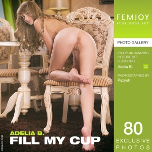 Adelia B – Fill My Cup