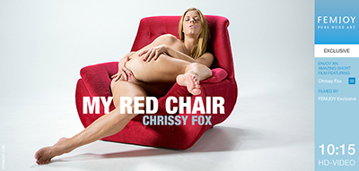 Video: Chrissy Fox - My Red Chair