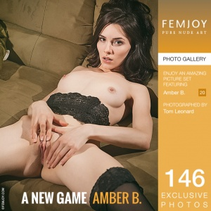 Amber B – A New Game