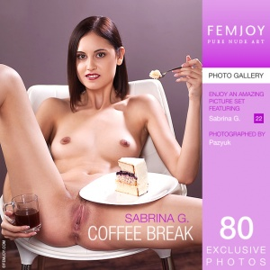 Sabrina G – Coffee Break