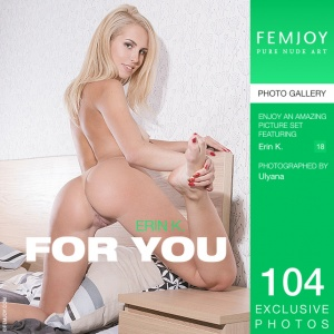 Erin K – For You