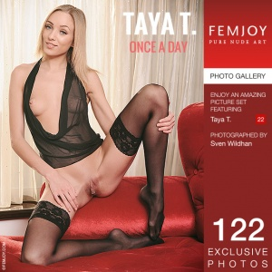 Taya T - Once A Day
