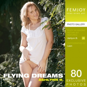 Ashlynn B - Flying Dreams