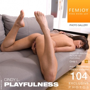 Cindy L - Playfulness
