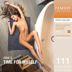 Gina G - Time For Myself