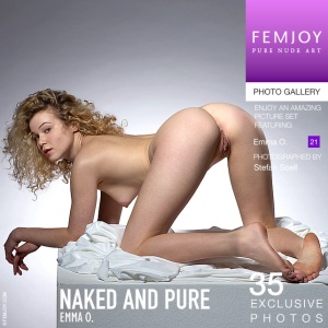 Emma O – Naked and Pure
