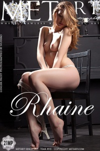 Ginger Frost - Rhaine